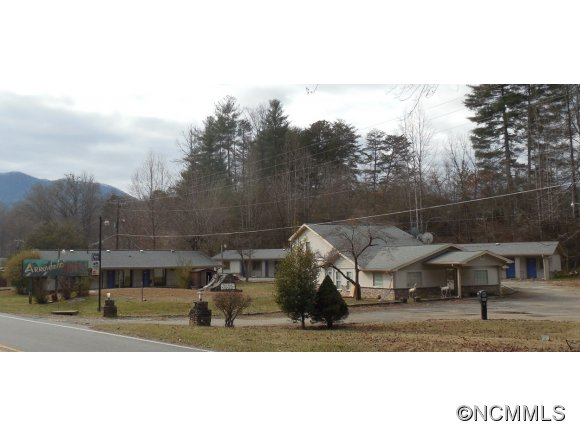 2.25 acres Bryson City, NC