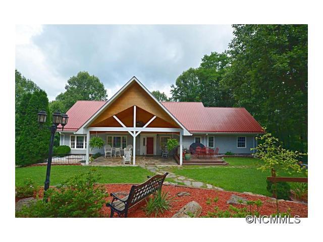 2.36 acres Black Mountain, NC