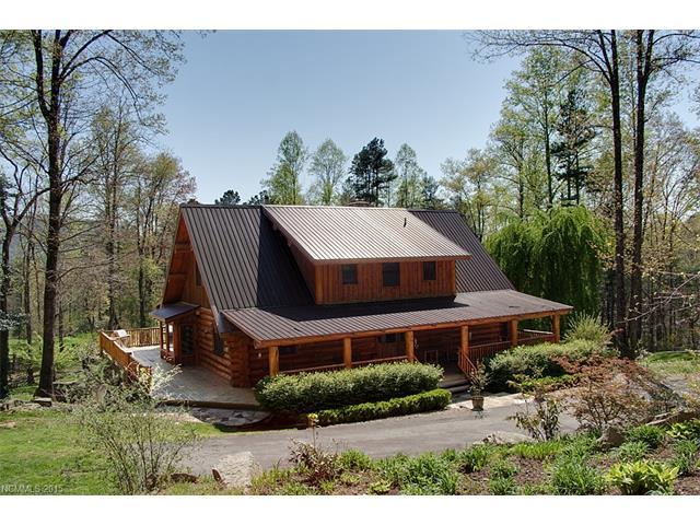 43.6 acres Brevard, NC