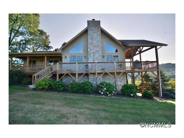 3.83 acres Clyde, NC