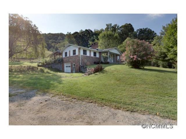 41.25 acres Marshall, NC
