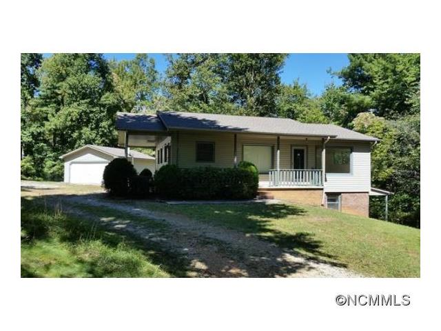 566 Old Mountain Page Rd, Saluda, NC 28773