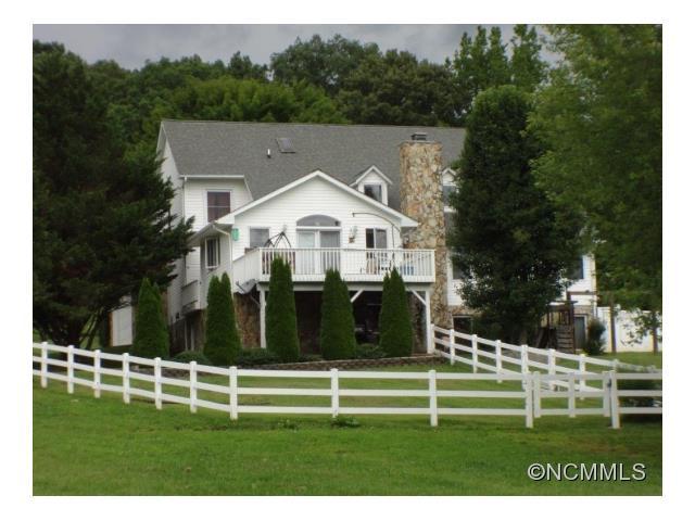 3.87 acres Franklin, NC