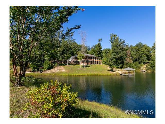 8.01 acres Saluda, NC