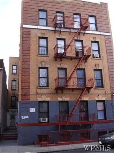 Rental Homes for Rent, ListingId:22776004, location: 2302 Beaumont Ave Bronx 10458