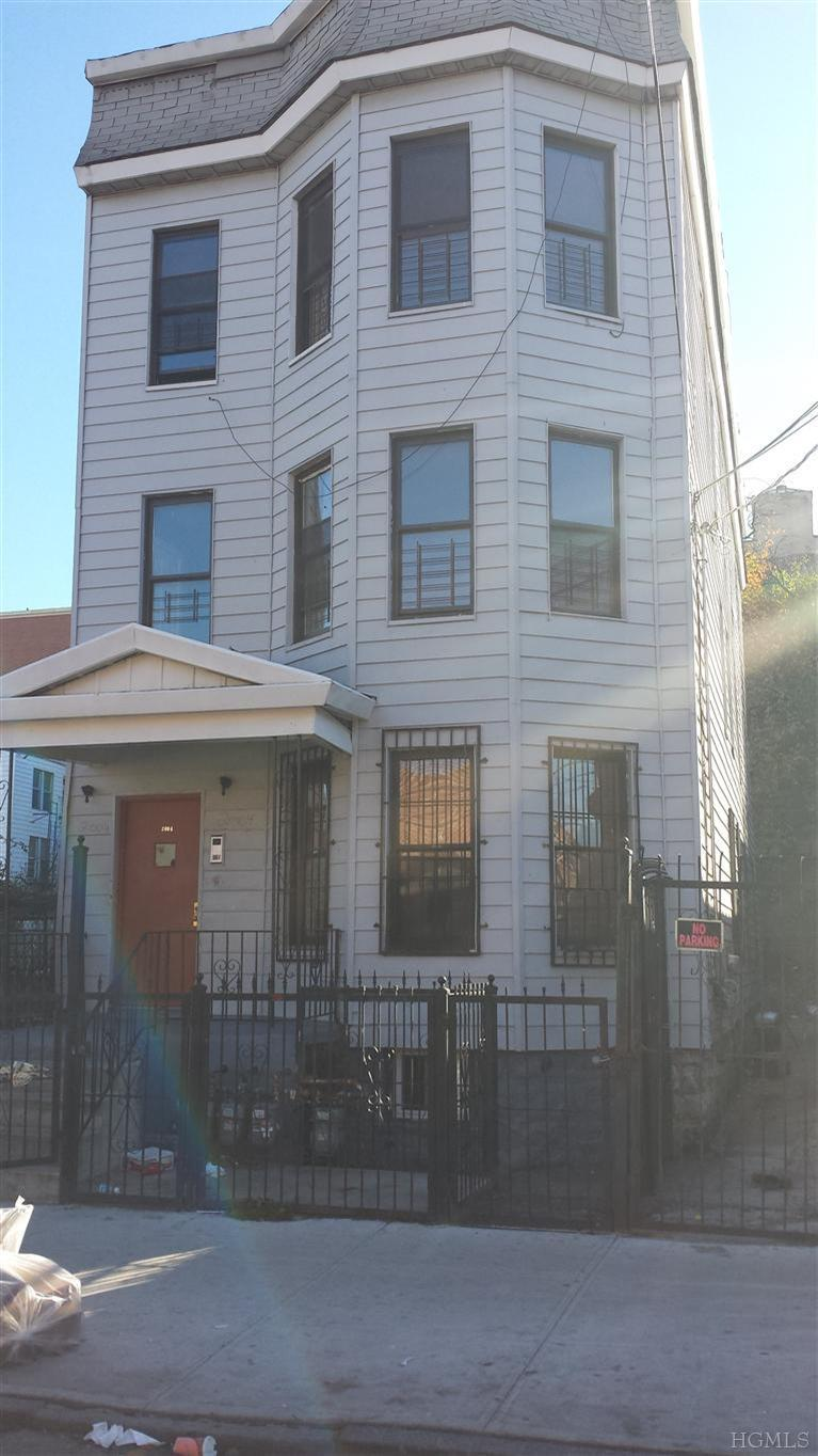Rental Homes for Rent, ListingId:26009396, location: 2004 Arthur Ave Bronx 10457