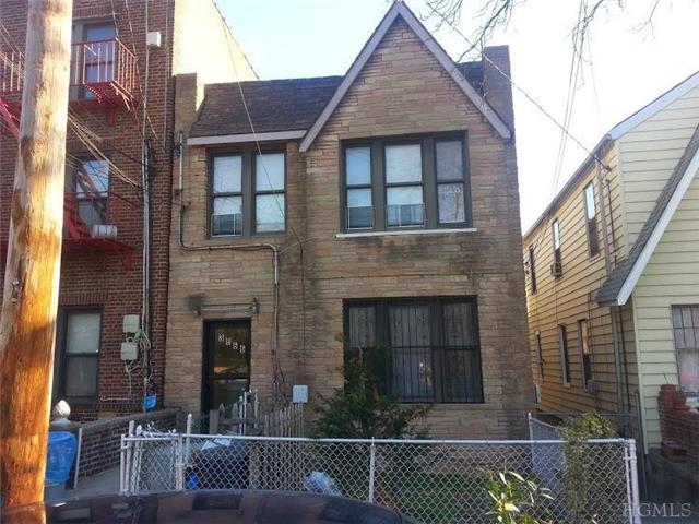 Real Estate for Sale, ListingId: 26538645, Bronx, NY  10466