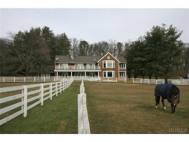 12 acres in Bedford, New York