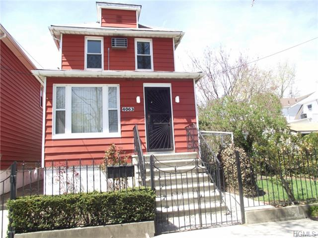 Rental Homes for Rent, ListingId:27901405, location: 4063 Bruner Avenue Bronx 10469
