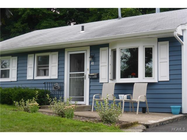 Rental Homes for Rent, ListingId:29238613, location: 41 North Lexow Avenue Nanuet 10954