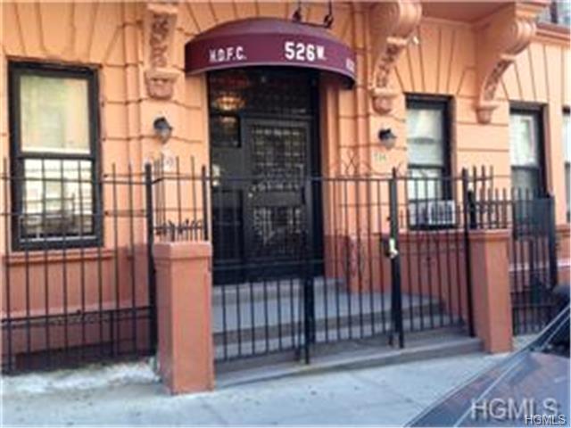 526 W 158th St # UNIT: 22, New York, NY 10032