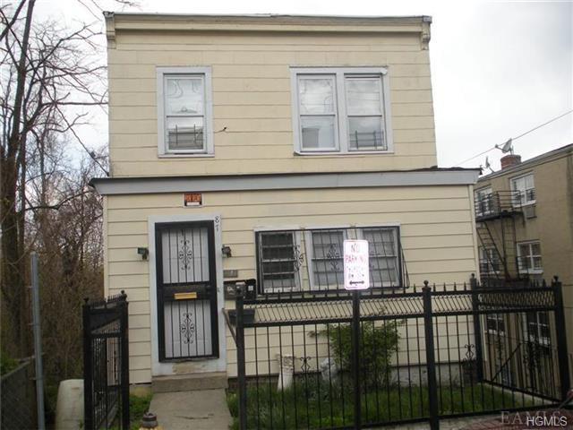 Rental Homes for Rent, ListingId:31197290, location: 87 William Street Yonkers 10701