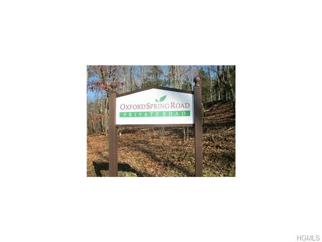 Oxford Springs Rd, Blooming Grove, NY 10918