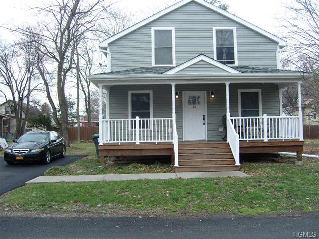 Rental Homes for Rent, ListingId:32846598, location: 15 South Dix Avenue Newburgh 12550