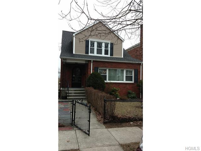 Rental Homes for Rent, ListingId:33535360, location: 12 Robley Street Yonkers 10704
