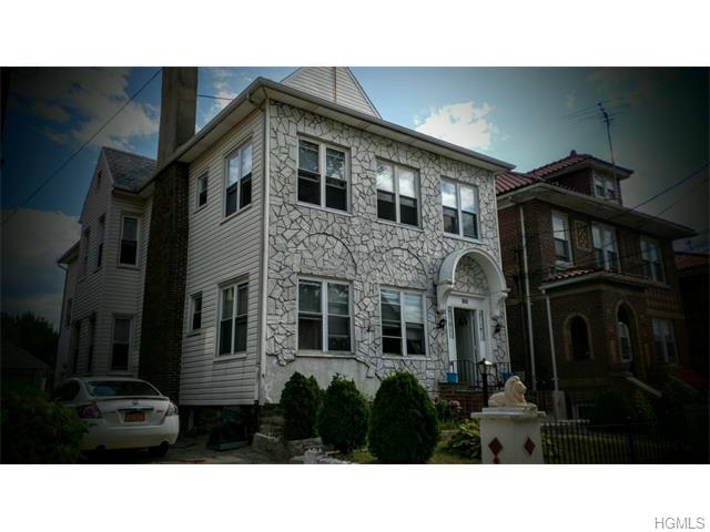 Rental Homes for Rent, ListingId:34808537, location: 109 GRANDVIEW AVE Mt Vernon 10553