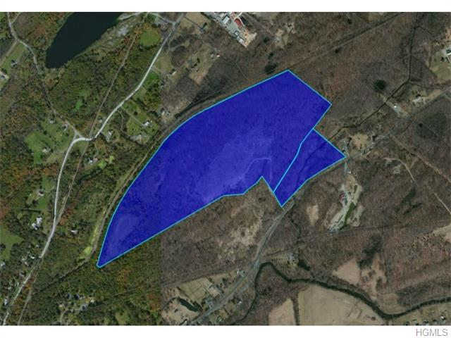 Image of Acreage for Sale near Campbell Hall, New York, in Orange County: 97.6 acres