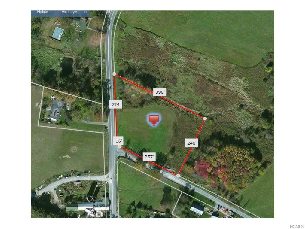 Image of Acreage for Sale near Bloomingburg, New York, in Sullivan County: 1.88 acres