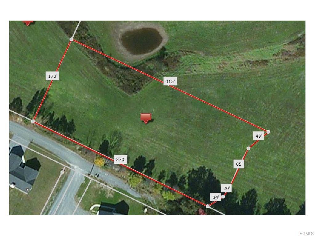 Image of Acreage for Sale near Bloomingburg, New York, in Sullivan County: 1.43 acres