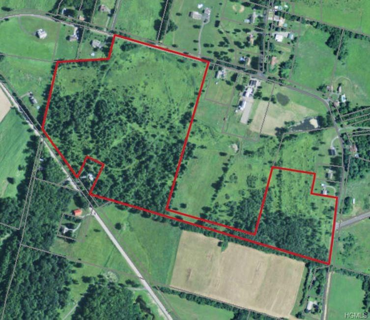 Image of Acreage for Sale near Montgomery, New York, in Orange County: 52.9 acres