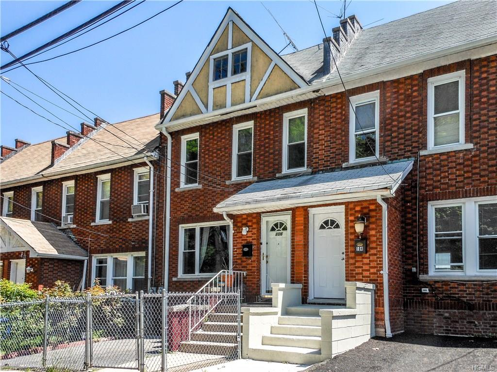 Photo of 106   Frederic Street  Yonkers  NY