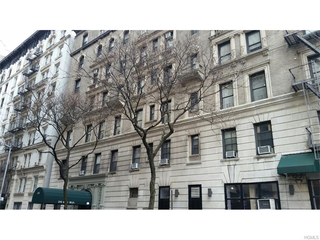 243 W 98th St, New York, NY 10025