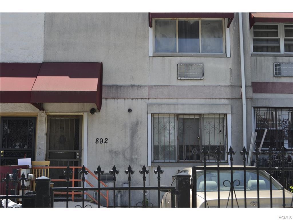 Photo of 892   freeman Street  Bronx  NY