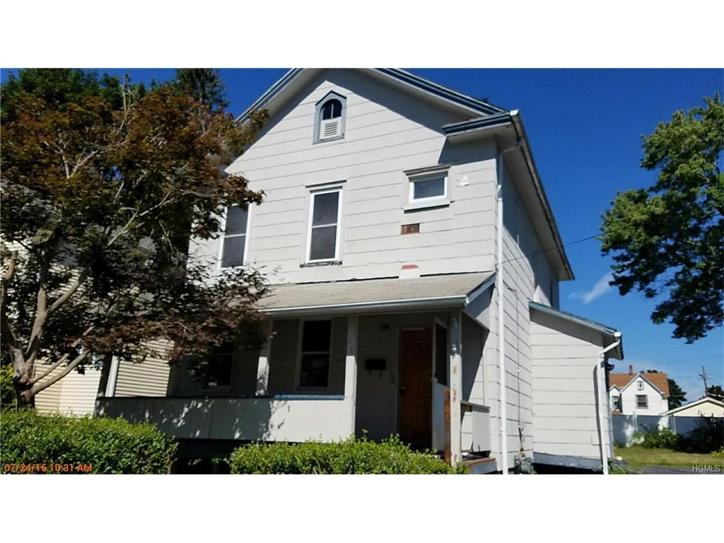 28 McAllister St, Port Jervis, NY 12771