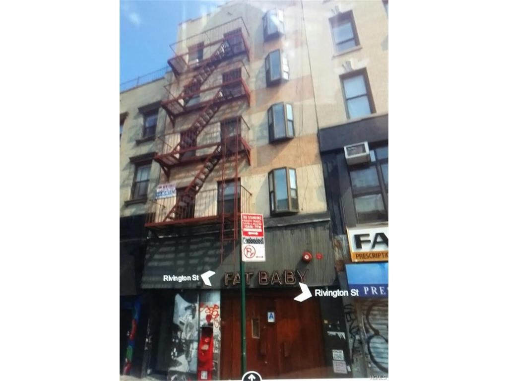 Photo of 112   Rivington Street  call Listing Agent  NY