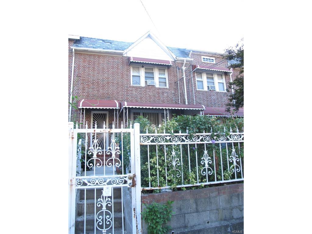 Photo of 3337   Bouck Avenue  Bronx  NY