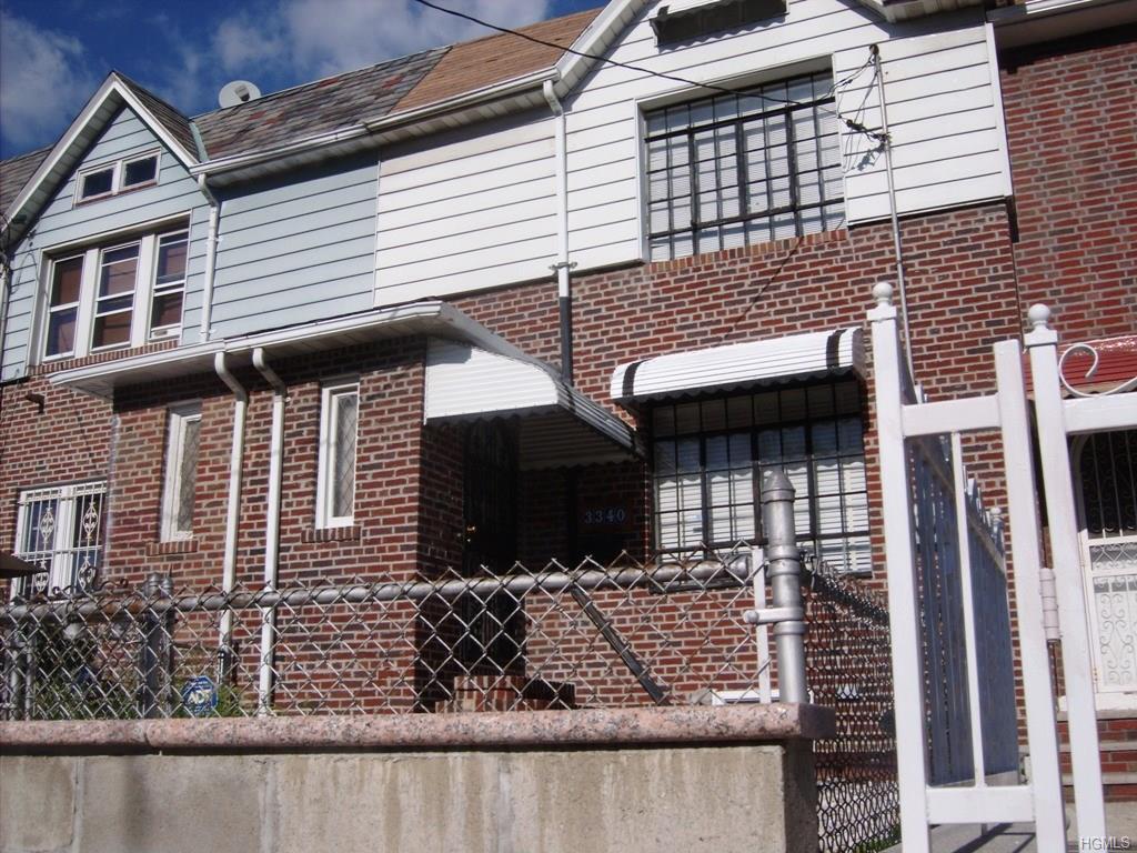 Photo of 3340   Bouck Avenue  Bronx  NY