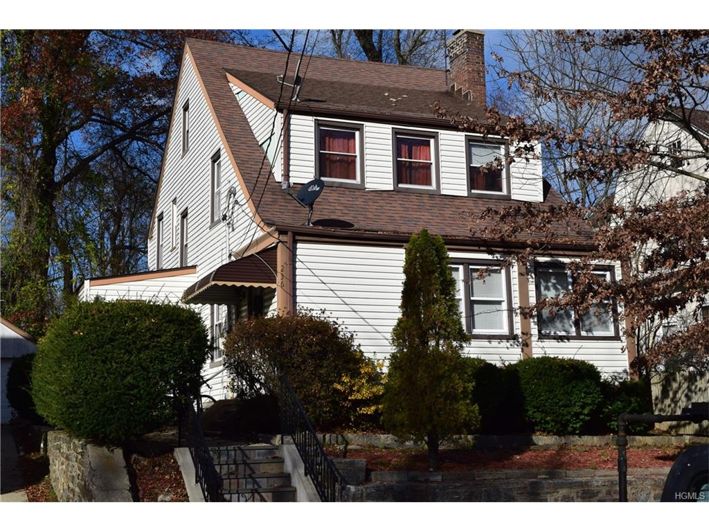 Photo of 236   Lorraine Avenue  Mount Vernon  NY