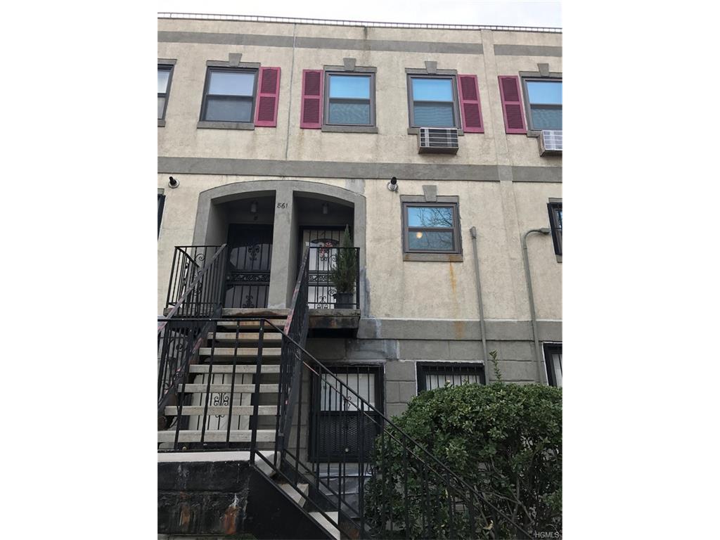 Photo of 861   Underhill Avenue  Bronx  NY
