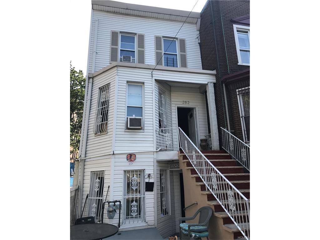 Photo of 282  East 163rd Street  Bronx  NY