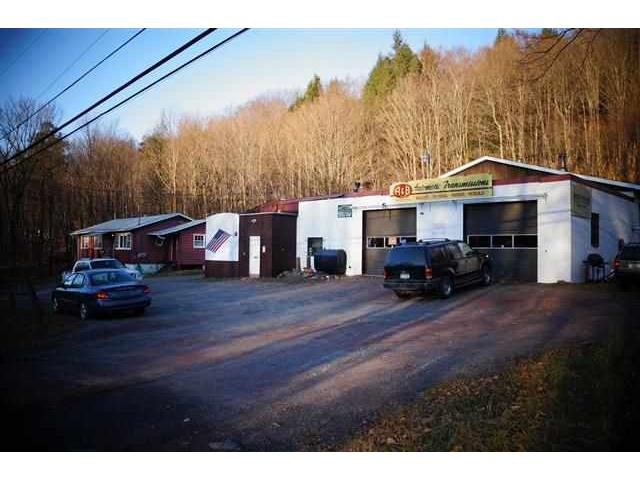 Image of Commercial for Sale near Monticello, New York, in Sullivan county: 1.64 acres
