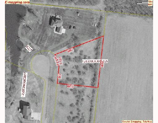 1.03 acres by Bellefontaine, Ohio for sale