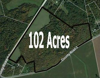 101.95 acres Zanesfield, OH