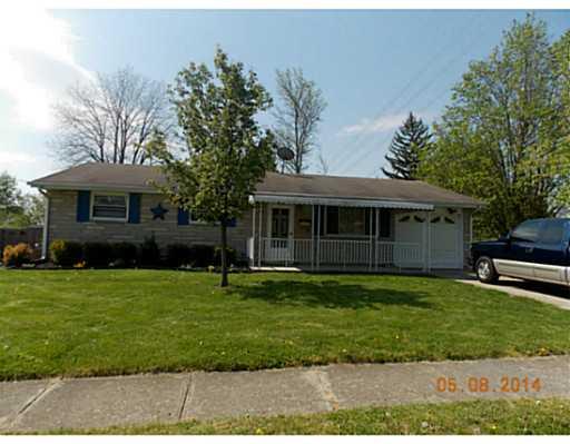 Real Estate for Sale, ListingId: 28044939, Enon,OH45323