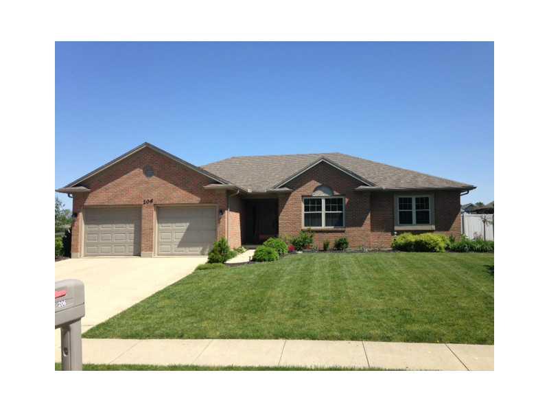 Real Estate for Sale, ListingId: 28424486, Anna,OH45302
