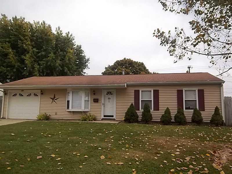 Real Estate for Sale, ListingId: 30145390, Piqua,OH45356