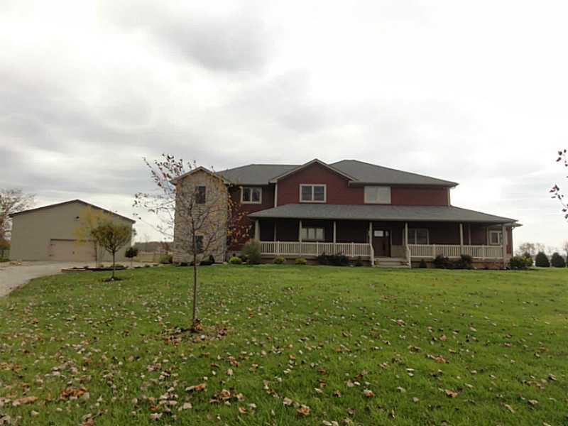 Image of Residential for Sale near Lewisburg, Ohio, in Preble county: 3.81 acres
