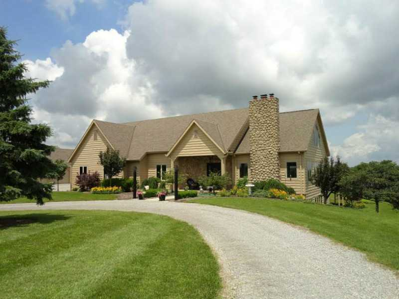 24.8 acres West Liberty, OH