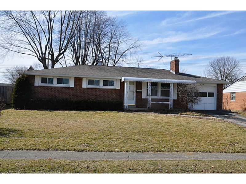 Real Estate for Sale, ListingId: 31745649, Tipp City,OH45371