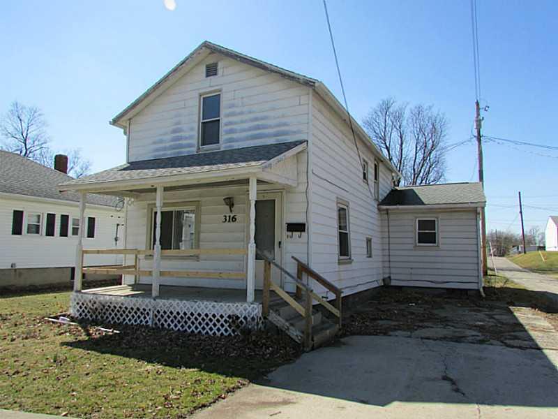 Real Estate for Sale, ListingId: 32233187, Bellefontaine,OH43311