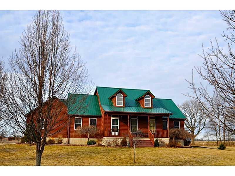 11.16 acres Gordon, OH