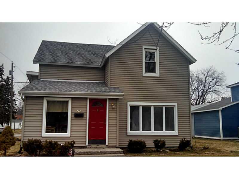 Real Estate for Sale, ListingId: 32511281, van Wert,OH45891