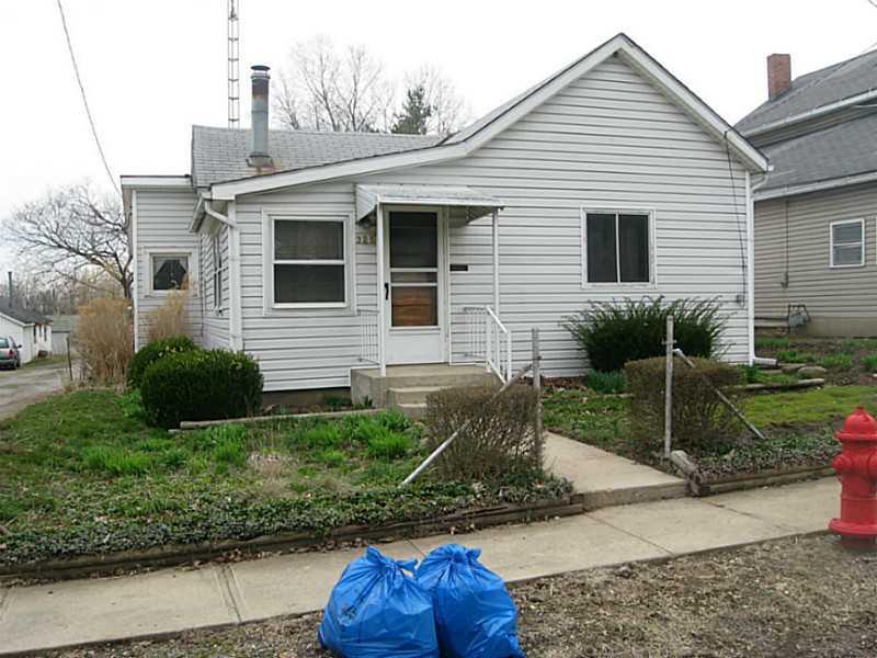 Real Estate for Sale, ListingId: 32814830, Bellefontaine,OH43311