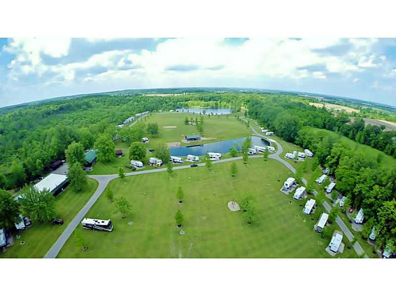 109.18 acres Rushsylvania, OH