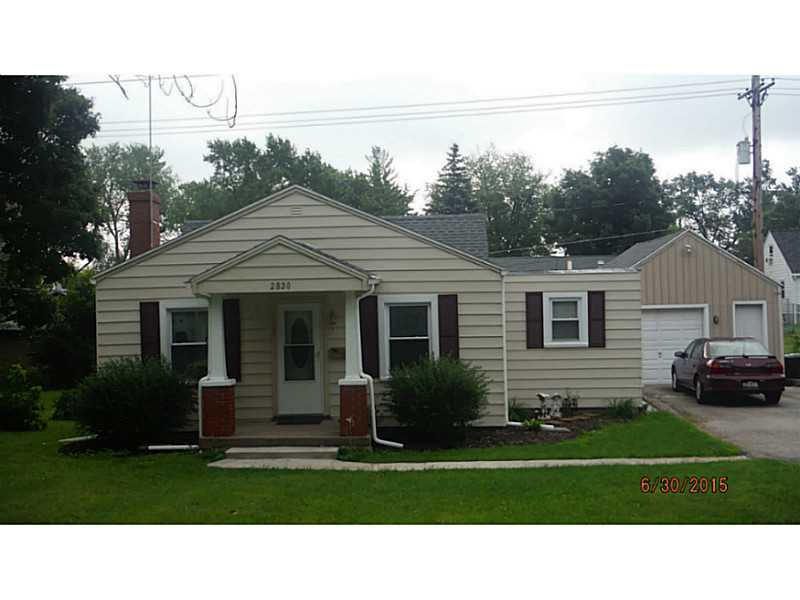 Photo of 2820 WINTON Drive  Kettering  OH