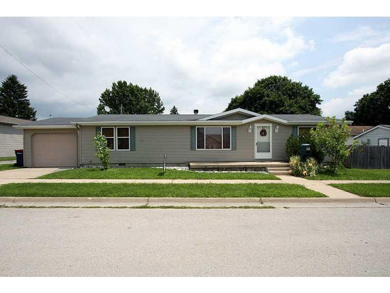 Real Estate for Sale, ListingId: 34494937, Piqua,OH45356
